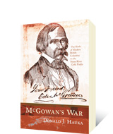 McGowan's War by Donald Hauka