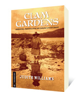Clam Gardens by Judith Williams